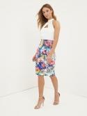 Print Skirt Dress