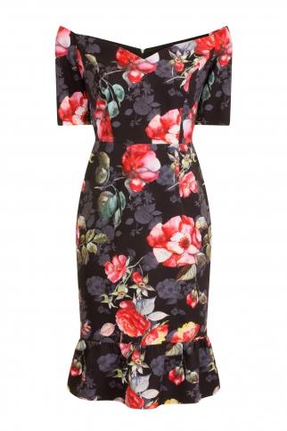 Rose Bardot Dress