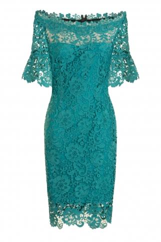 Jade Bardot Dress