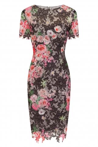 Bloom Crochet Dress