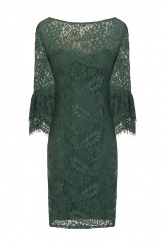 Sage Lace Dress