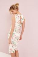 Floral Print Bodycon